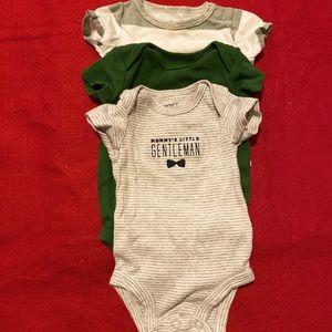 Newborn baby onesies